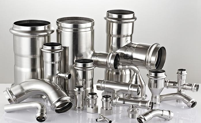 316不锈钢水管管件